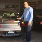 Alberto and eRam kit on 996 Turbo