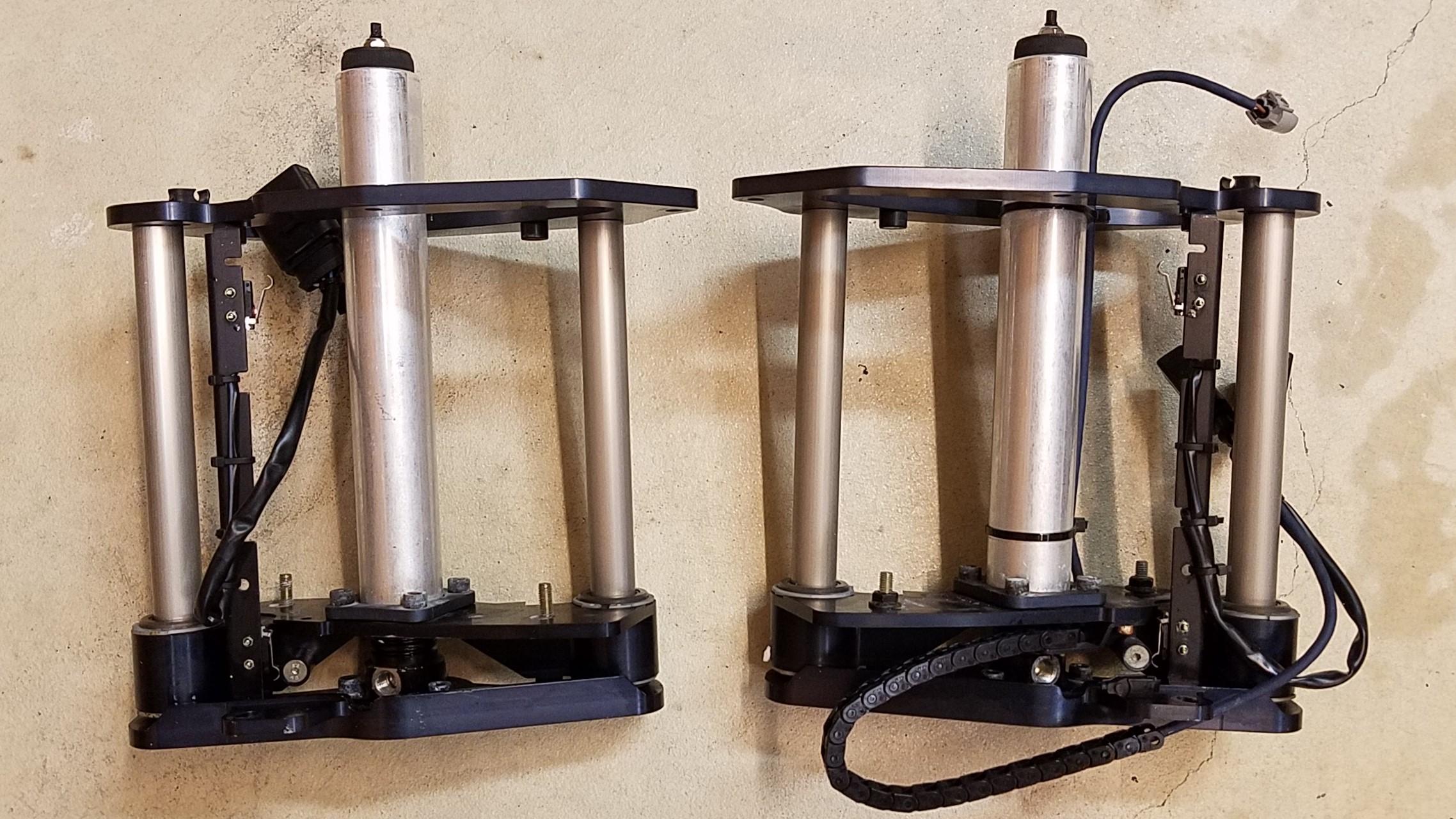 OEM Wing Hydraulics -