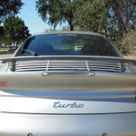 "Joe back of 996 TT wing with 3"" eRam kit"