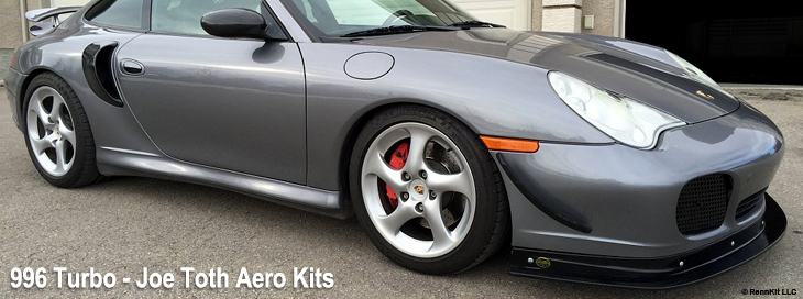996 Turbo Joe Toth Aero Kits