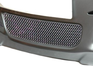 CAYMAN 987.1 - CHROME CENTER GRILL (MANUAL & TIPTRONIC)